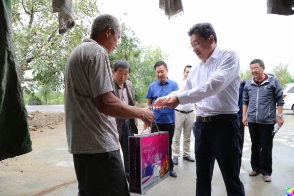 渭南市检察院党组书记、检察长李逸强带队中
